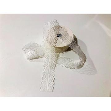 Obrázek Krajka bílá 3 cm x 9 m