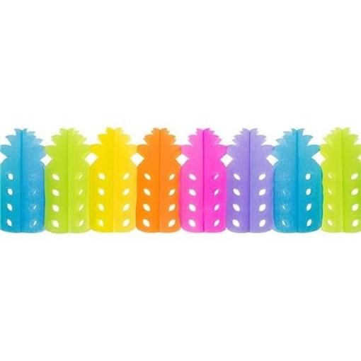 Obrázek z Papírová girlanda ananasy 360 cm