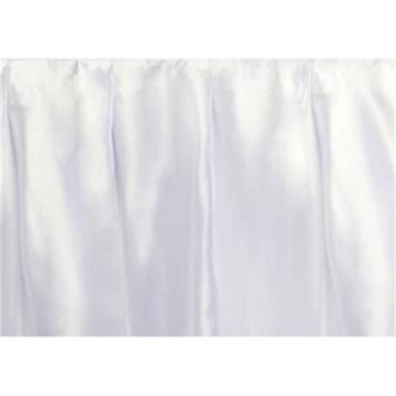 Obrázek Saténová rautová sukně 75 x 400 cm