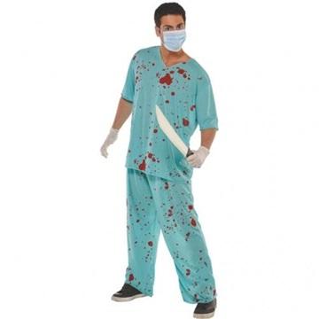 Obrázek Kostým krvavý doktor