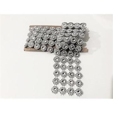Obrázek Stříbrný dekorační řetízek
