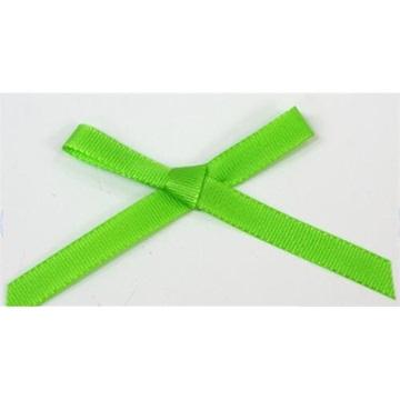 Obrázek Svatební mašlička zelená 20 ks