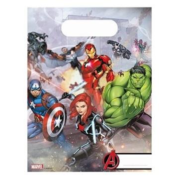 Obrázek Taška na dárečky Mighty Avengers 6 ks