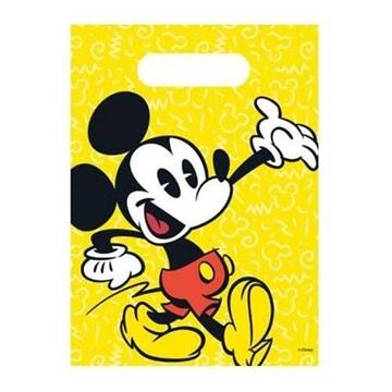 Obrázek Party tašky Mickey Super Cool 6 ks