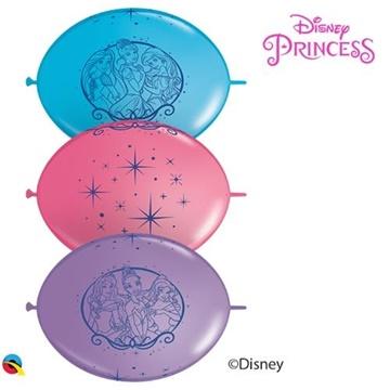 Obrázek Spojovací balonek Princess 30 cm - 10 ks