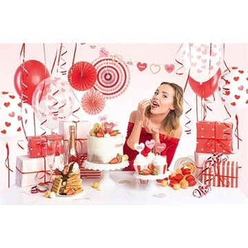 Obrázek Dekorační sada valentýn