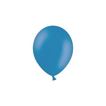 Obrázek Balonky 23 cm - pastelová modrá 100ks