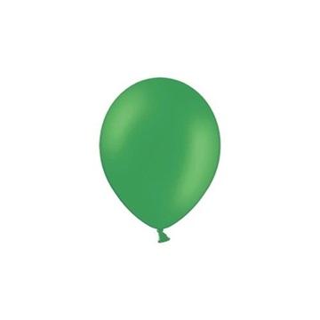 Obrázek Balonky 23 cm - pastelová zelená 100ks