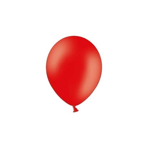 Obrázek z Balonky 23 cm - pastelová červená 100ks
