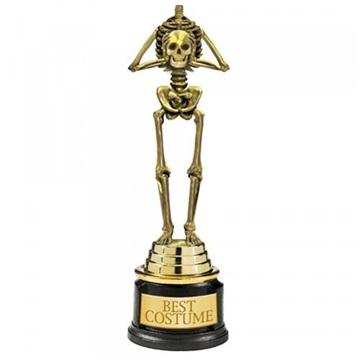 Obrázek Halloweenská trofej - nejlepší kostým 24 cm