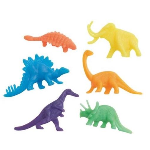 Obrázek z Figurka dinosaurus plastová 12 ks
