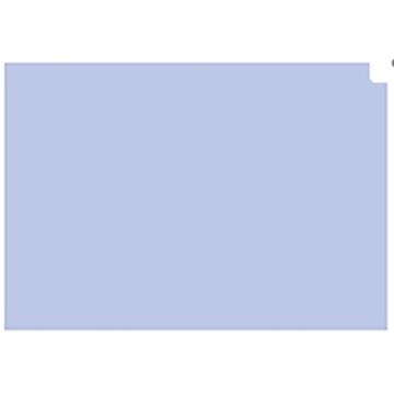 Obrázek Balící papír modrý 68 x 100 cm