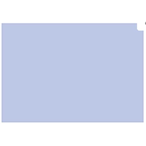 Obrázek z Balící papír modrý 68 x 100 cm