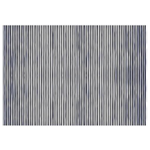 Obrázek z Balící papír tmavě modré proužky 68 x 100 cm