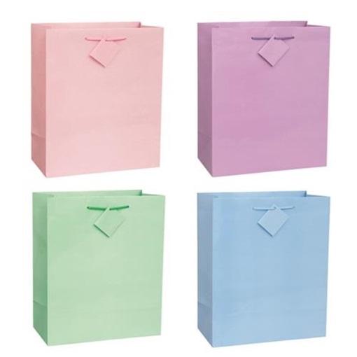 Obrázek z Dárková taška pastelová barva