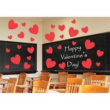 Obrázek Papírové dekorace srdíčka Everyday Love 30 ks