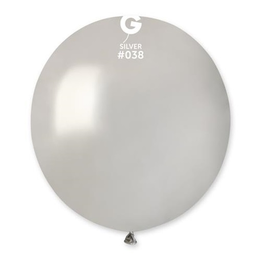 Obrázek z Balonek stříbrný 48 cm