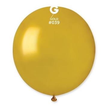 Obrázek Balonek zlatý 48 cm