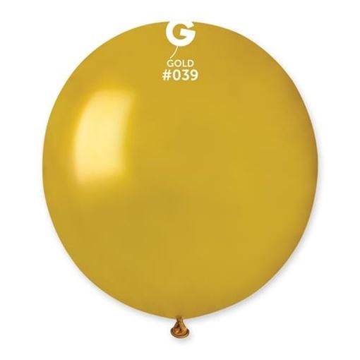 Obrázek z Balonek zlatý 48 cm