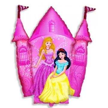 Obrázek Balonek Princezny na hradě 60 cm