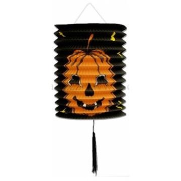 Obrázek Závěsný lampion Halloweenská dýně