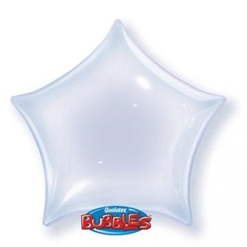Obrázek Dekorační balonek Hvězda 56 cm