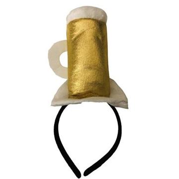 Obrázek Čelenka s pivním půllitrem