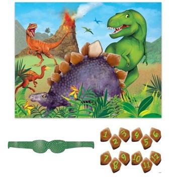 Obrázek Party dinosauří hra