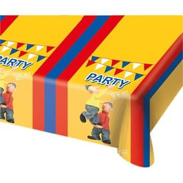 Obrázek Plastový party ubrus Pat a Mat 180 x 130 cm