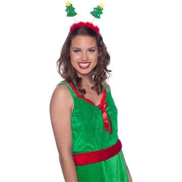 Obrázek Čelenka vánoční stromečky