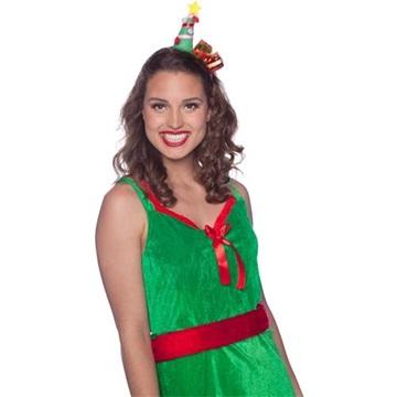 Obrázek Čelenka vánoční stromečky a dárky