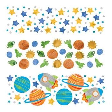 Obrázek Party konfety Vesmír 34 g