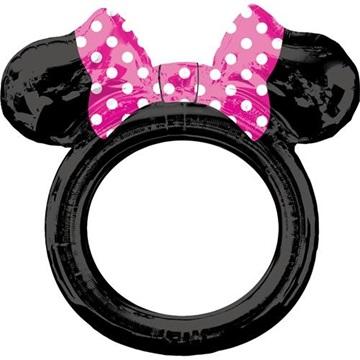 Obrázek Foliový rámeček Minnie Mouse