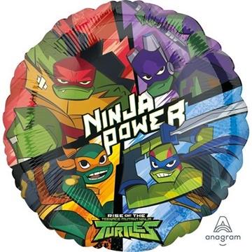 Obrázek Foliový balonek Želvy Ninja 45 cm