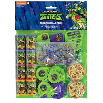 Obrázek Party hračky Želvy Ninja 48 ks