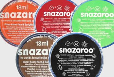 Obrázek pro kategorii Samostatné barvy Snazaroo