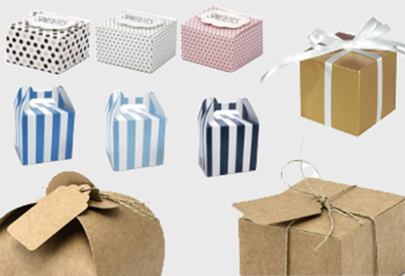 Obrázek pro kategorii Krabičky na dárky