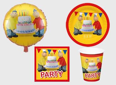 Obrázek pro kategorii Pat a Mat party