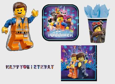 Obrázek pro kategorii Lego party