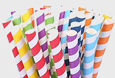 Obrázek pro kategorii Brčka papírová