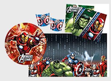 Obrázek pro kategorii Avengers party