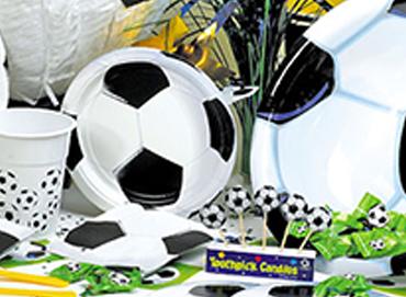 Obrázek pro kategorii Fotbalová party