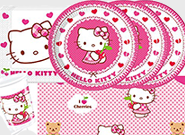 Obrázek pro kategorii Hello Kitty party