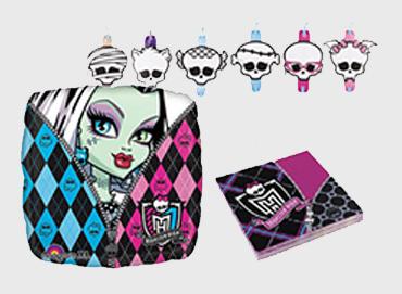 Obrázek pro kategorii Monster High party