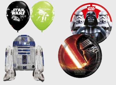 Obrázek pro kategorii Star Wars Party