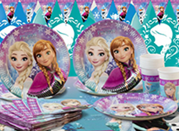 Obrázek pro kategorii Ledové Království - Frozen party