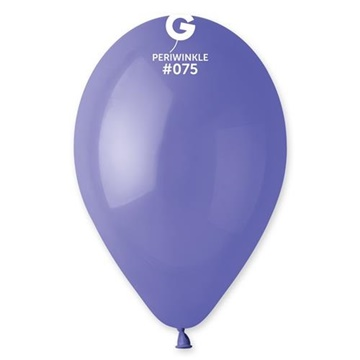 Obrázek Balonky 30 cm - Periwinkle 100 ks