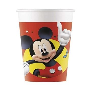 Obrázek Papírové kelímky Mickey Pals at play 8 ks