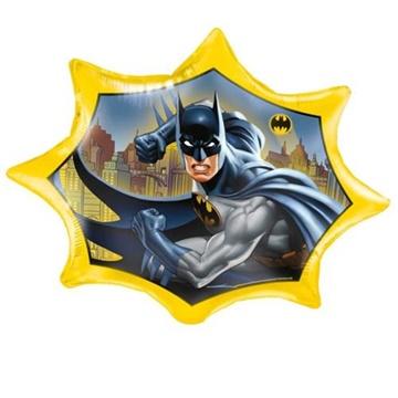 Obrázek Foliový balonek hvězda Batman 71 cm