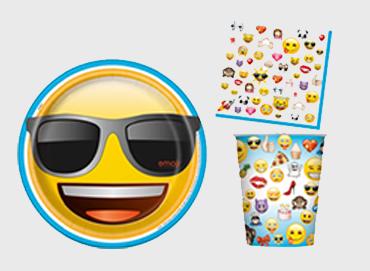 Obrázek pro kategorii Emoji party pro dospělé